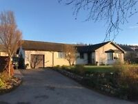 Detached 4 Bedroom Bungalow For Sale Near Cawdor