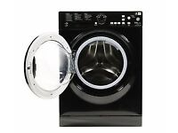 HOTPOINT WDPG9640K Washer Dryer – Black RRP £439