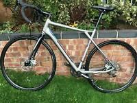 GT Grade 105 mens gravel bike