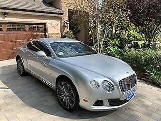 2013 Bentley Continental GT GT Speed Coupe 2-Door car for sale used