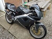 Cagiva Mito 2008 (not Aprilia RS) may swap