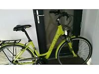bike . Scott womans Hybrid