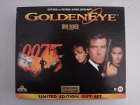 James Bond 007 Goldeneye Ltd Ed VHS box set
