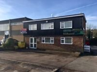 Detached self-contained 2-storey Office to rent – Northbridge Road Industrial Estate, Berkhamsted