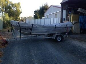Stacer 4.0 metre Boat Mathoura Murray Area Preview
