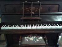Piano Jarrett & Goudge