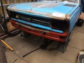VAUXHALL CRESTA PC DELUXE CLASSIC RESTORATION PROJECT