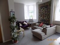 Furnished room to rent in central Galashiels