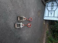 SHUTTER CLAMPS FOR SALE