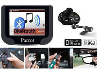 Parrot Mki9200 Bluetooth Handsfree carkit Dundee Glasgow Edinburgh Call