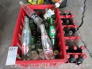 Vintage Bottles A