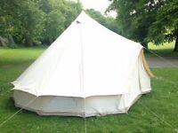 5 Metre ZIG Bell Tent