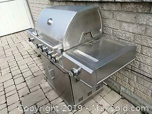 Natural Gas Stainless BBQ C