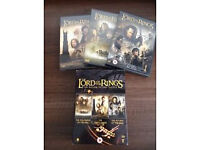 The Lord of the Rings DVD Set