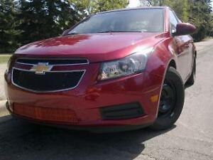 2014 Chevrolet Cruze Turbo Sedan