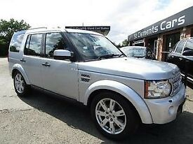 Land Rover Discovery 3.0 Tdv6 2013 for parts!