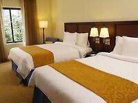 Hotel 1 double size bed
