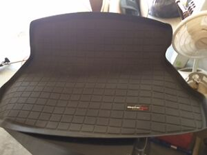 Brand New Weather Tech Custom Fit Trunk Liner