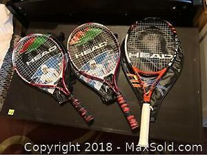 3 Racquets A