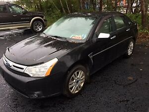 2008 Ford Focus Hatchback