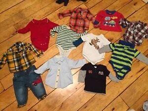 3-6 months BOY clothing
