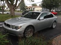 2003 BMW 7-Series 745I V8 4.4L Berline