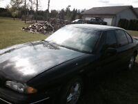 1999 Pontiac Bonneville SLE Sedan