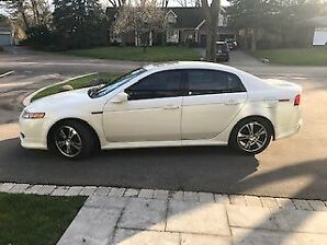 2006 Acura TL, Original owner, very low km's, no accidents