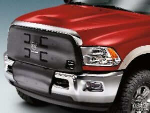 Dodge Ram Winter Front Cover (Black)