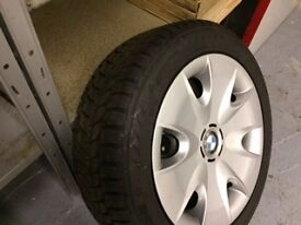 bmw 1 series winter rims and tyres4