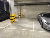 Secure underground Parking Space 1 min walk from Northern Line