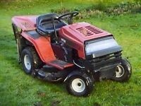 Ride on tractor lawnmower 12.5hp