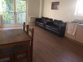 M16 9gz, A large double bedroom in a spacious two bedroom flat single occupancy to Oct. 2017
