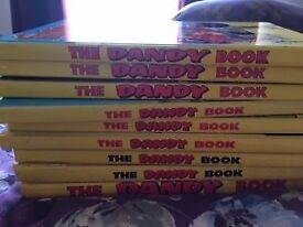 Dandy Comic Annuals 1990's *reduced*