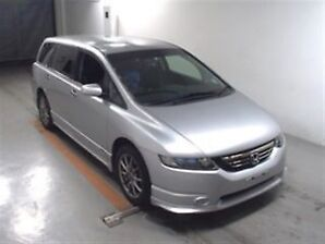 2004 Honda Odyssey Absolute AWD