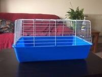 Indoor Hutch for Small rabbit/Guinea pigs/small pets