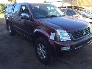 HOLDEN RODEO RA 2006 3.6 V6 AUTO 4X4 WRECKING ONLY PARTS ONLY Maddington Gosnells Area Preview