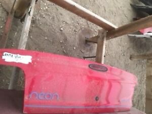 95-99 Neon Decklid with lamp