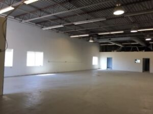 Light Industrial Commercial Space for Rent - Barrie, Ontario