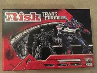 Transformer risk board game