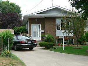3 Bedroom Home for Rent in Central St. Catharines