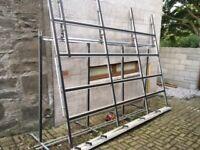 Van side & roof rack