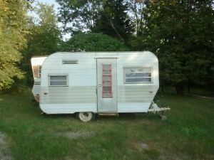 Old camper and trailer removal free give me a call Thanks