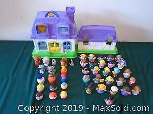 Assort Fisher Price Little People