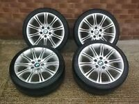 BMW MV 2 Alloy wheels