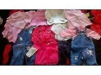 Huge bundle girls clothes