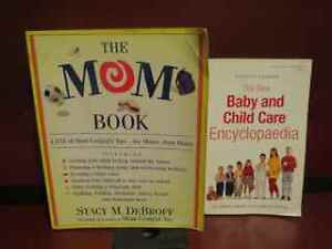 The Mom Book and Baby and Child care Encyclopedia