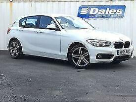 2015 BMW 1 Series 118i [1.5] Sport 5dr 5 door Hatchback