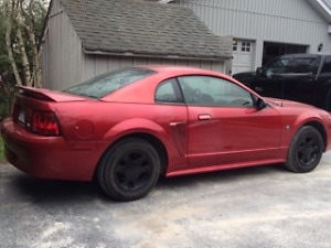 2000 Ford Mustang 6 cylinder Coupe (2 door)