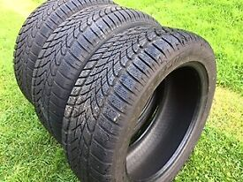 Winter Tyres (Dunlop)